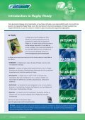 Introduction to Rugby Ready - IRB Rugby Ready - Page 4