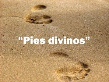 Pies divinos.pdf - Editorial La Paz