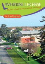 grand journal 2009 - Ville de Lavernose-Lacasse