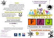 Accueil loisir 12-18 ans - Ville de Lavernose-Lacasse