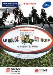 2 - AC Bobigny 93 Rugby