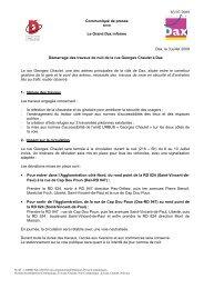 Communique _travaux_Chaulet_Nuit.pdf - Grand Dax