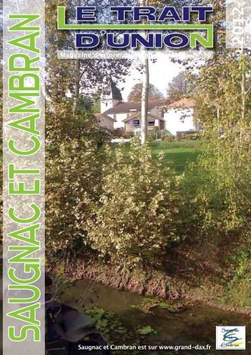 SAUGNAC 2012.pdf - Grand Dax