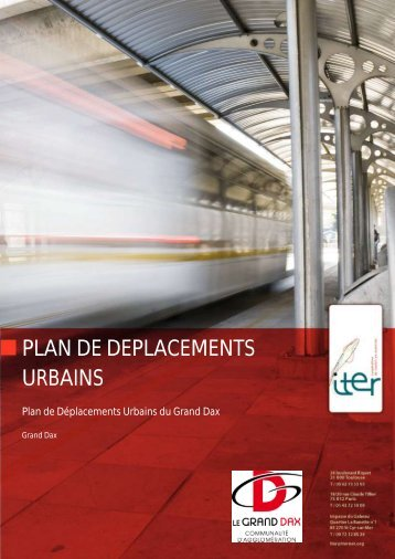PLAN DE DEPLACEMENTS URBAINS - Grand Dax
