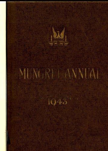 Download the Mungret College Annual 1943 - Mungret College Past ...