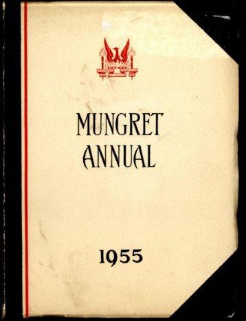 Download the Mungret College Annual 1955 - Mungret College Past ...