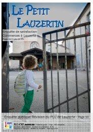 Petit Lauzertin n°87 - Lauzerte