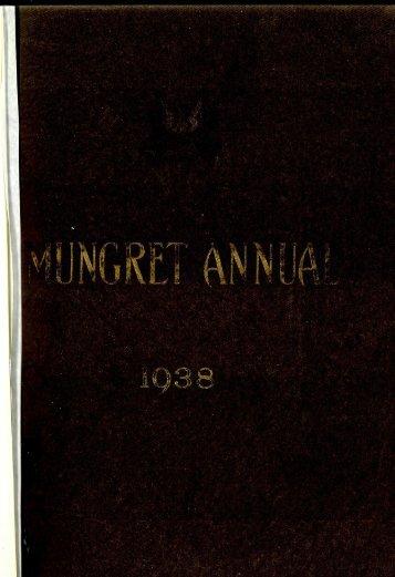 Download the Mungret College Annual 1938 - Mungret College Past ...
