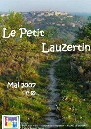 Petit Lauzertin n°69 - lauzerte.fr