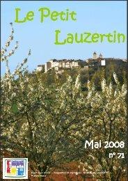 Petit Lauzertin n°71 - lauzerte.fr