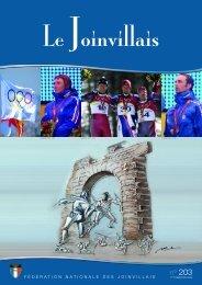 Revue N°203 - Fédération Nationale des Joinvillais - Comité ...