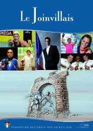 La revue N°209 - Fédération Nationale des Joinvillais