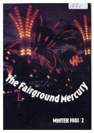 The Fairground Mercury Vol 4 - Fairground Association of Great Britain