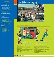 La fête du rugby : Le tournoi - DDEC 47