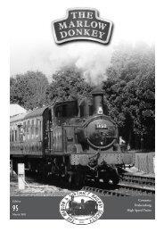 Donkey 95 March 2001 - Marlow & District Railway Society