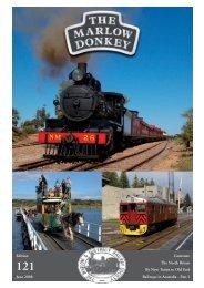 121 - Marlow & District Railway Society