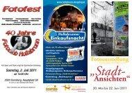 Freitag, 17. Juni - Hollabrunn Shopping