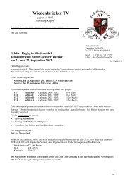 Einladung/Ausschreibung Schüler-Rugbyturnier am 21. und 22 ...