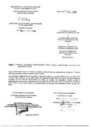 Prestations individuelles interministérielles d'action sociale à ...