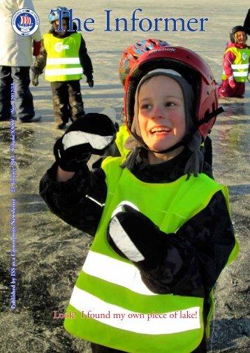 March 2013 - the International School of Stavanger