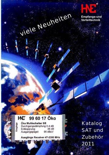 99 60 17 - HNE Elektronik Satelliten- und Solartechnik AG
