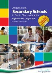 Secondary Schools - Downend School