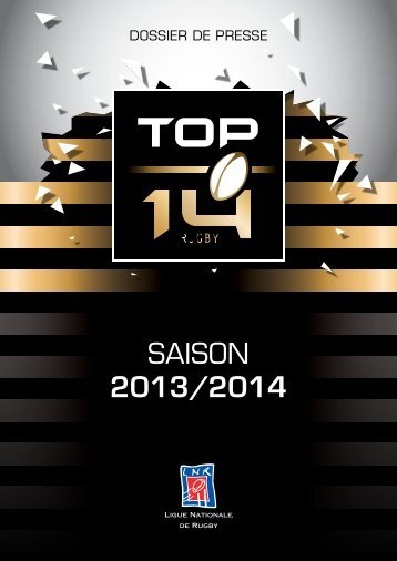 saison 2013/2014 - Ligue Nationale de Rugby