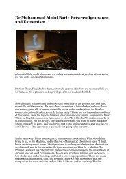 PDF Transcription Introduction (39 kB ) - Radical Middle Way