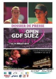 partenaires - Tournoi.fft.fr - Fédération Française de Tennis