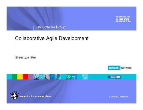 Collaborative Agile Development