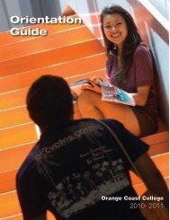 Orientation Guide - Orange Coast College