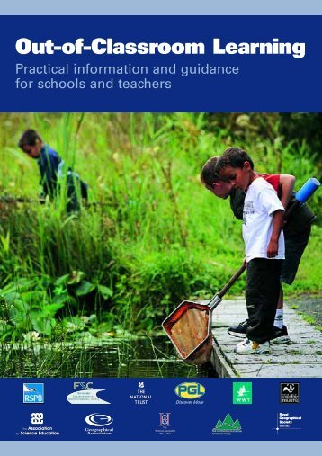 Out-of-Classroom Learning PDF - Royal Geographical Society