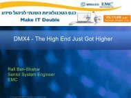 DMX4 - The High End Just Got Higher - Ortra