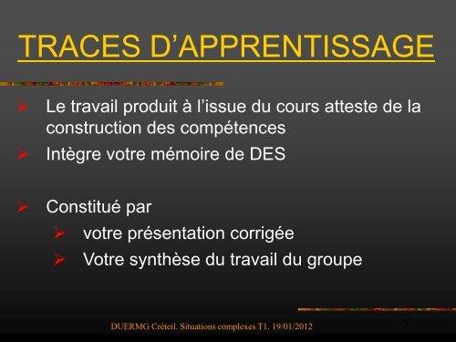 presentation du module