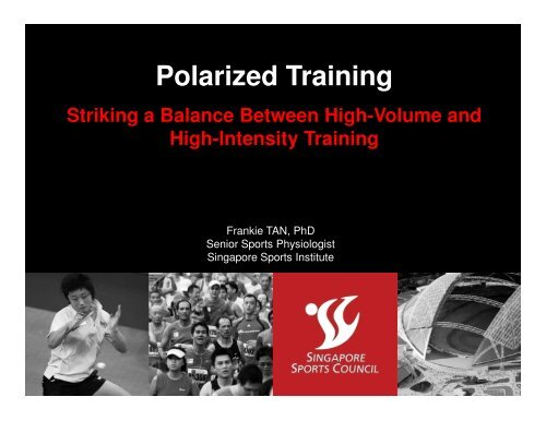 Polarized Training - Triathlon New Zealand