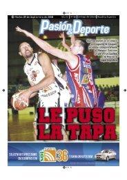 diario 82.indd - Pasión & Deporte