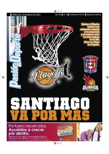 Edición Nº 190 - Pasión & Deporte