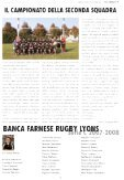 Ottobre 2007 - Rugby Lyons - Page 5