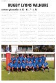 Ottobre 2007 - Rugby Lyons - Page 6