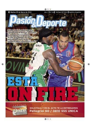 Edición Nº 118 - Pasión & Deporte