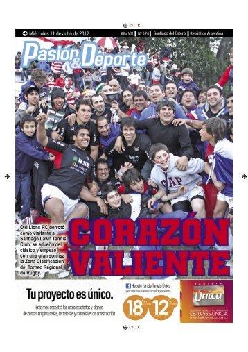 Edición Nº 174 - Pasión & Deporte