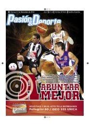 diario 137.indd - Pasión & Deporte