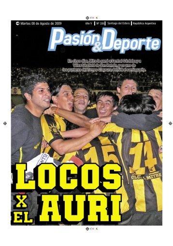 diario 106.indd - Pasión & Deporte