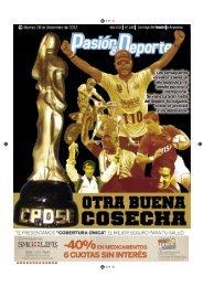 Edición Nº 185 - Pasión & Deporte