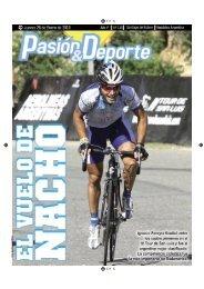 diario 115c.indd - Pasión & Deporte