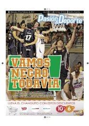 Edición Nº 164 - Pasión & Deporte