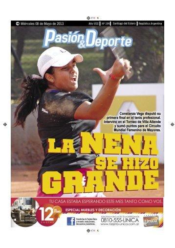 Edición Nº 194 - Pasión & Deporte