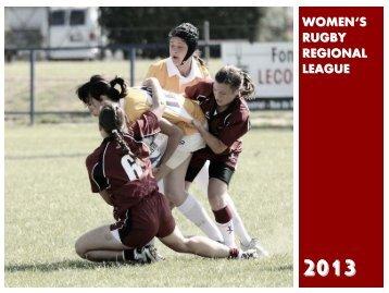WOMEN'S RUGBY REGIONAL LEAGUE - Women's Rugby, Austria
