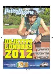 diario 85.indd - Pasión & Deporte