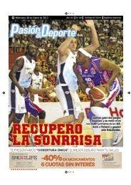 Edición Nº 187 - Pasión & Deporte